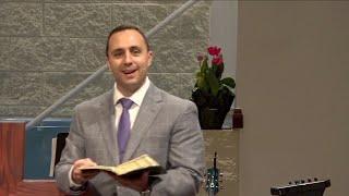 """4-4-21 """"Victorious"""" John 3:16; Matthew 28:1-7 Easter 10:30 AM Service"""