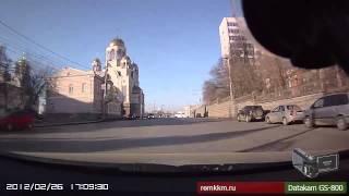 Автомобильный видеорегистратор gs-800