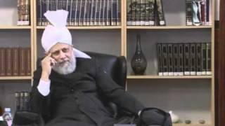 Jamia Class Ahmadiyya UK: 23rd October 2010 - Part 5 (Urdu)