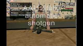 Gta San Andreas Weapon Mods Part 2