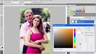 УРОКИ ФОТОШОП Тонирование фото в Photoshop