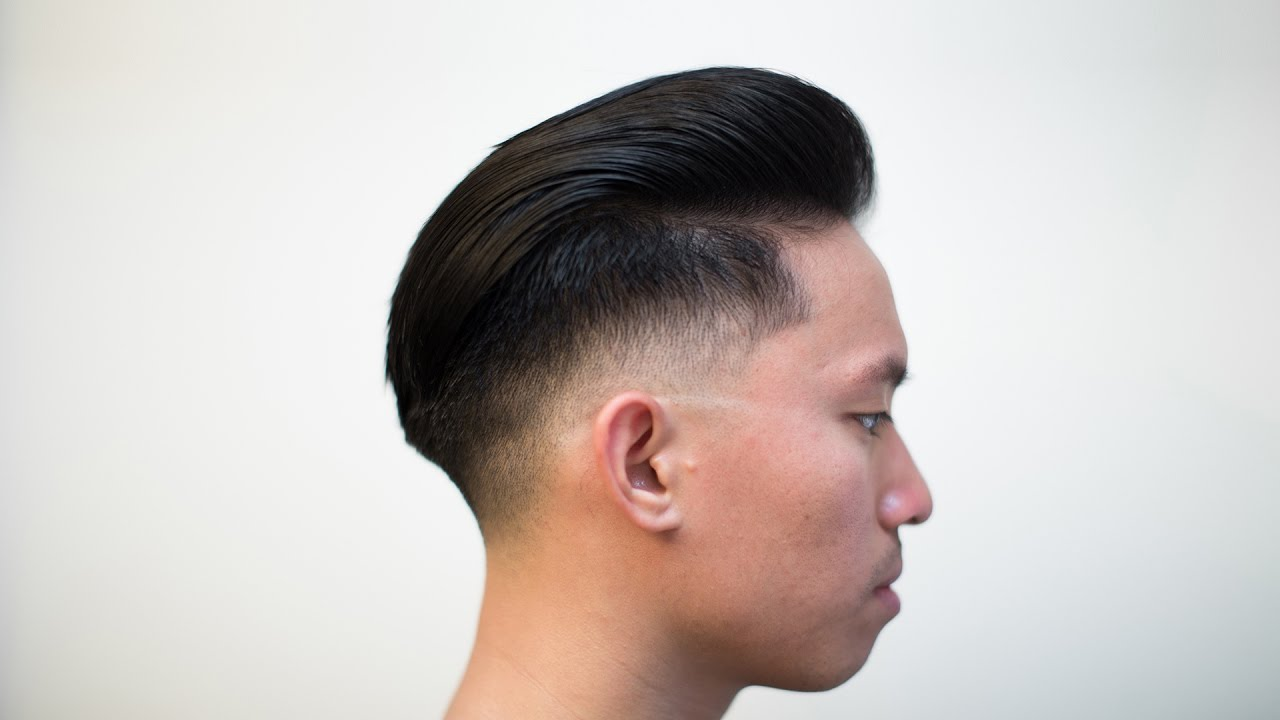 How To Style The Pompadour