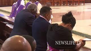 THE POWER OF PRAYER, KENYATTA FAMILY