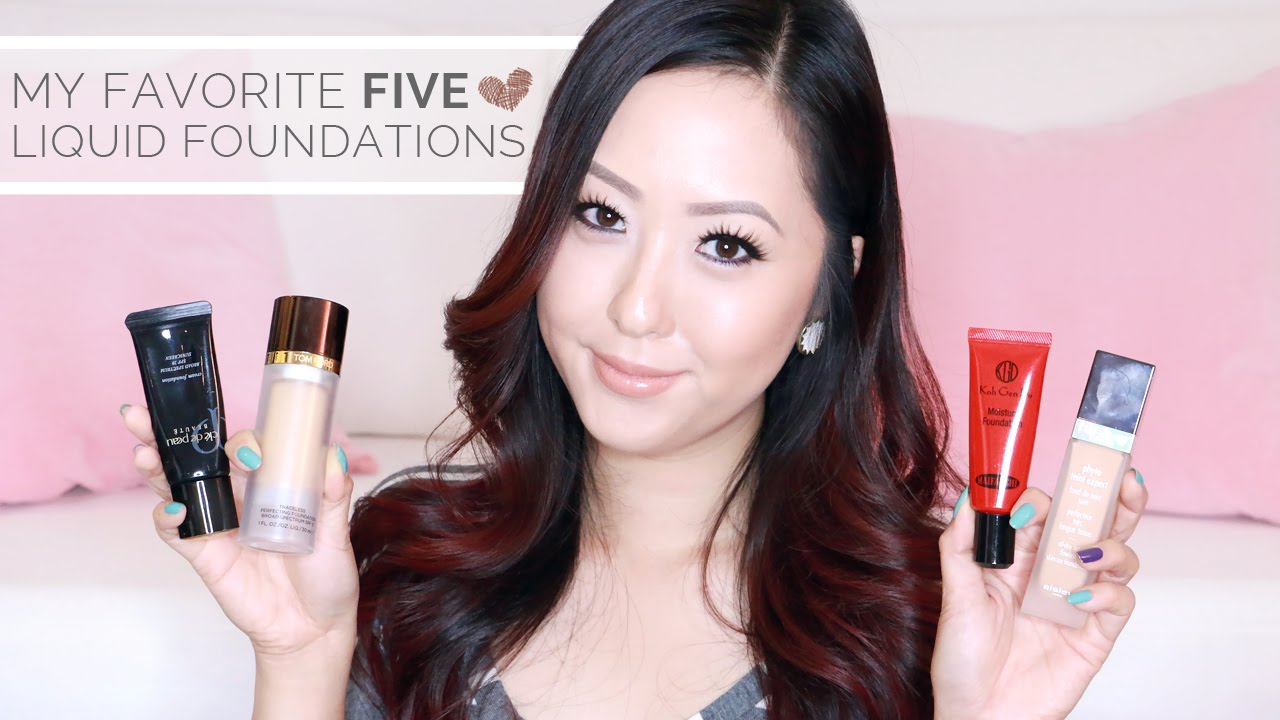 Review Top 5 Foundations Full Coverage Hd Matte Sheer Radiant