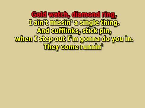 Sharp dressed man ZZ Top  no end solo best karaoke instrumental lyrics