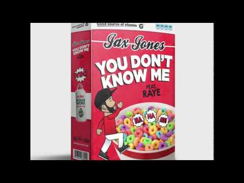 Jax Jones ft RAYE - You don´t know me 1 HOUR LOOP