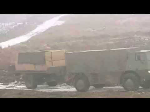 Multidrive Pulse Trailer Off Road Demo