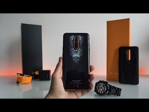 OnePlus 7T Pro McLaren Edition - Unboxing & Setup | 12GB RAM/256GB ROM | Limited Edition