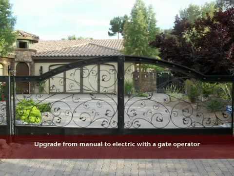 www.olsongates.com, Iron Gates Las Vegas, Wrought Iron Gates,security bars,security doors,