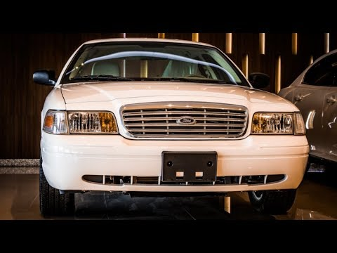 2012 Ford Crown Victoria In Kuwait Youtube