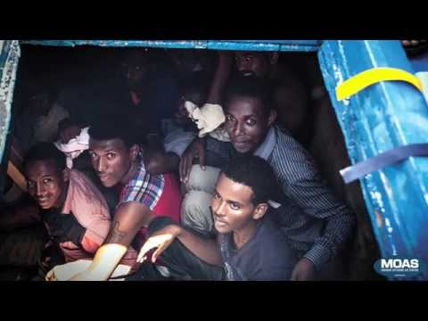 Migrant Offshore AId Station (MOAS) Call to Action