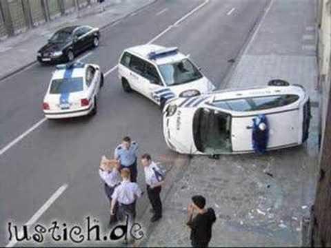 Staatspunkrott-Ich werd'jetzt Polizist