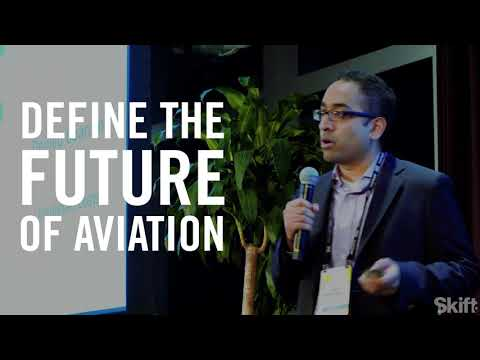 The Accenture Amadeus Alliance  Air Pitch 2018  Travel Start-up Competition