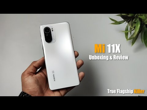 Mi 11x 5g Lunar White Unboxing And Review   Mi 11x Review   Mi 11X Camera Test   Should You Buy?  