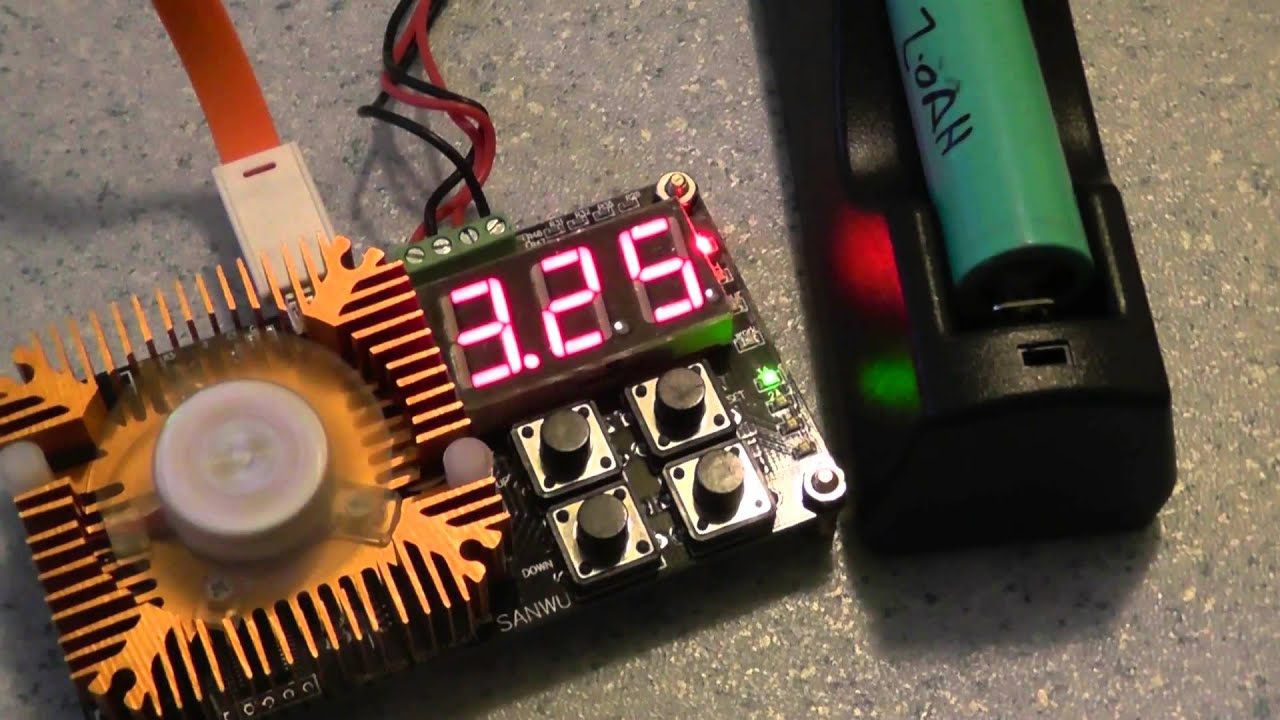18650 Discharger Capacity Tester Module Wattmeter And Cell Balancer For Lipo Only Pictures To Pin On Pinterest