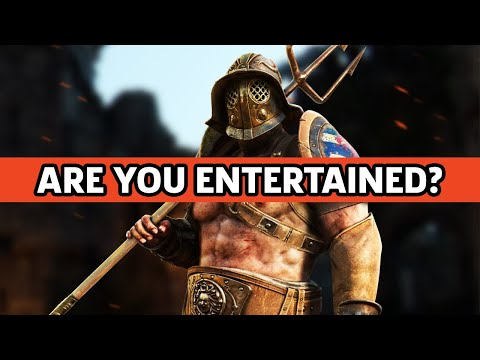 For Honor Season 3 - Gladiator Gameplay