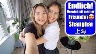 Mit meiner Freundin in China vereint 😍好朋友在上海一起玩! Shanghai Familien Urlaub! China Vlog 9 Mamiseelen