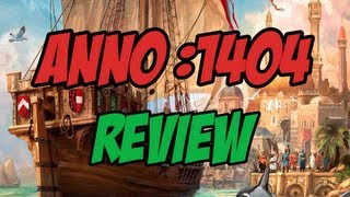 Anno 1404: Dawn of Discovery - Qwerty Review (PC)
