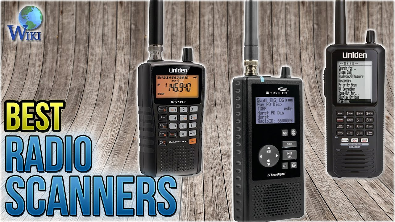 How to Choose a Scanner Radio