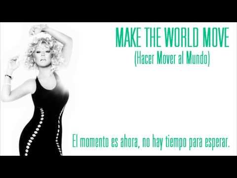 Christina Aguilera - Make The World Move [Feat. CeeLo Green] (Subtitulos en Español)