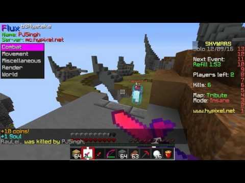 Flux B3 Minecraft Hacked Client w/ Download [Watchdog Bypass]