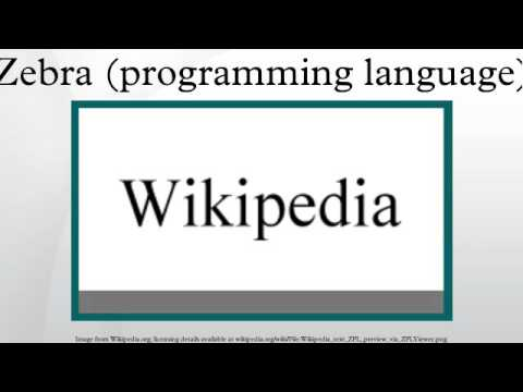 Zebra (programming language)