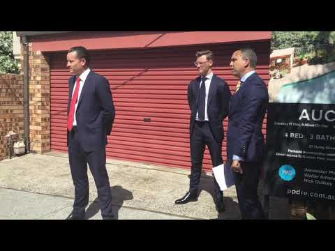 Tightly held Queens Park address sells at auction in Sydney