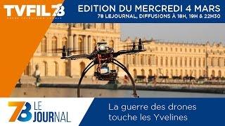 7/8 Le journal – Edition du mercredi 4 mars 2015