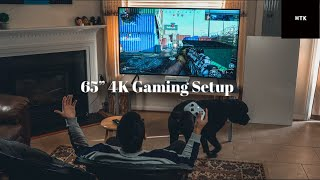 Samsung RU7300 65-inch Curved 4K Smart TV Unboxing ~ Setup ~ Review