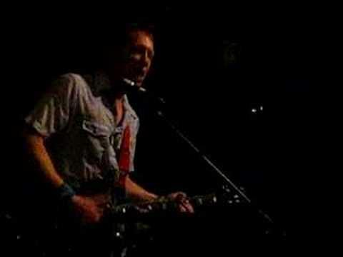 Bill Janovitz at Toad 06.26.08