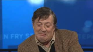 Stephen Fry on comedy, depression and mental illness