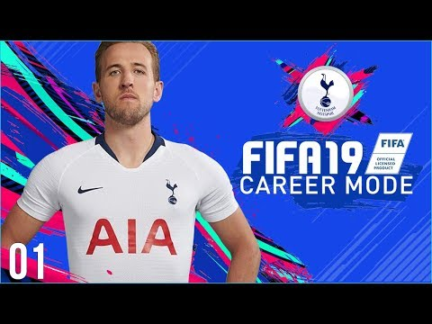 [NEW SERIES] FIFA19 Tottenham Career Mode Ep1 - TRANSFER SUGGESTIONS PLEASE!! [ULTIMATE DIFFICULTY]