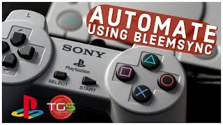 How to use Bleemsync Automation - PS Classic Quick Tips #3