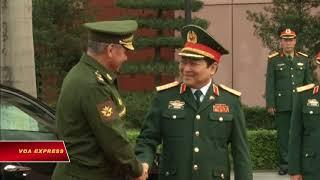 Việt-Nga tăng cường hợp tác quân sự, TQ theo dõi