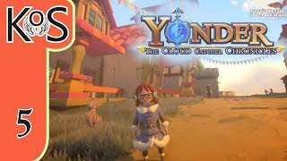 Yonder Ep 5: CAT TOYS!  TAILOR