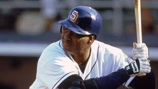 2007: Tony Gwynn inducted into baseball Hall of Fame
