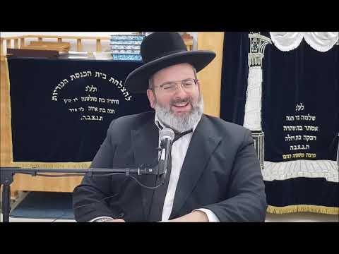 """הרב יצחק לוי שליט""""א - הכשר כלים לפסח - שמיני תשע""""ט"""