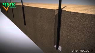 видео Как рассчитать количество заборных столбов?