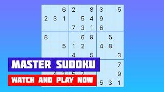 Master Sudoku · Game · Walkthrough