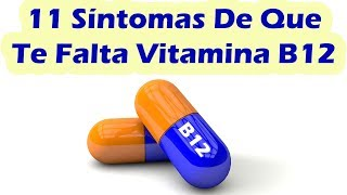 Agujas alfileres vitamina y deficiencia b12 de