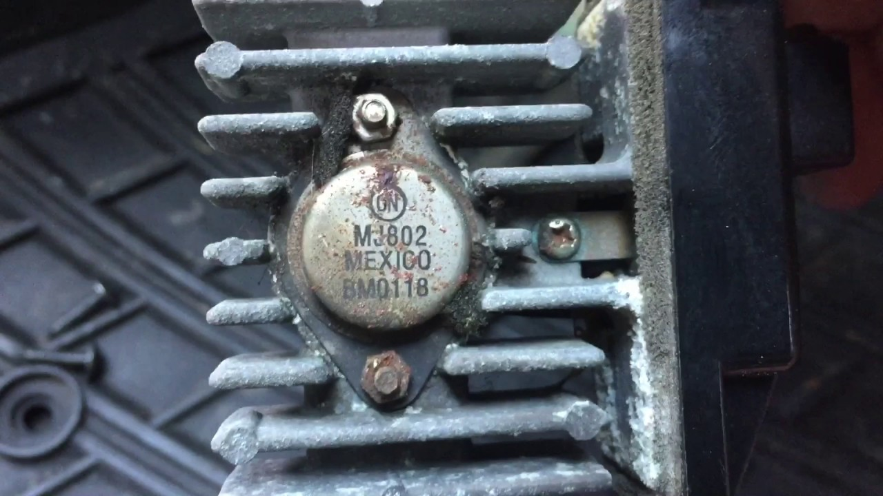 Maxresdefault on Blower Motor Resistor Replacement