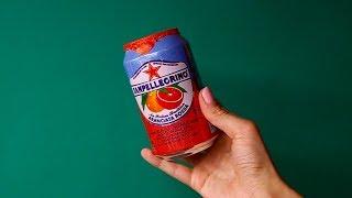 san pellegrino aranciata rossa(blood orange)
