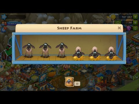Township Level 69 update 5 HD 1080p