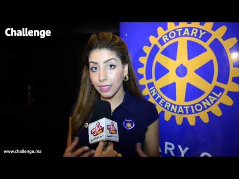 Rotary Club Casablanca Mers Sultan honore l'entrepreneur social et les entreprises citoyennes