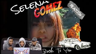 Download Lagu Selena Gomez - Back To You  REACTION Mp3