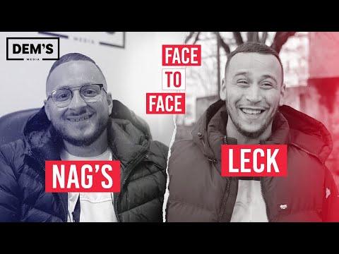 Youtube: Face To Face: LECK & DJ NAG'S – DEM'S MEDIA