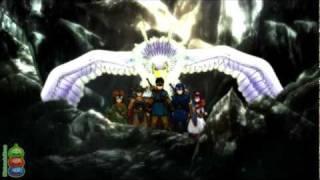 Dragon Quest 25th Anniversary Collection Anime Intro [HD]