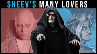 Emperor Palpatine's MANY Lovers and Concubines | Star Wars Lore