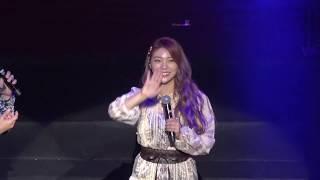 ailee 2019.08.17 필리핀 솔레어리조트 콘서트 직캠