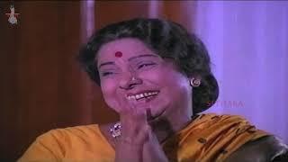 Nayudu Gari Abbai Telugu Full Movie Part -2 | Kirshna, Ambika | Sithaara